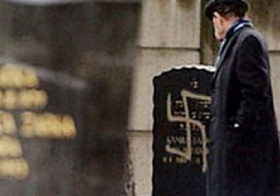 anti semitism swastika europe 298