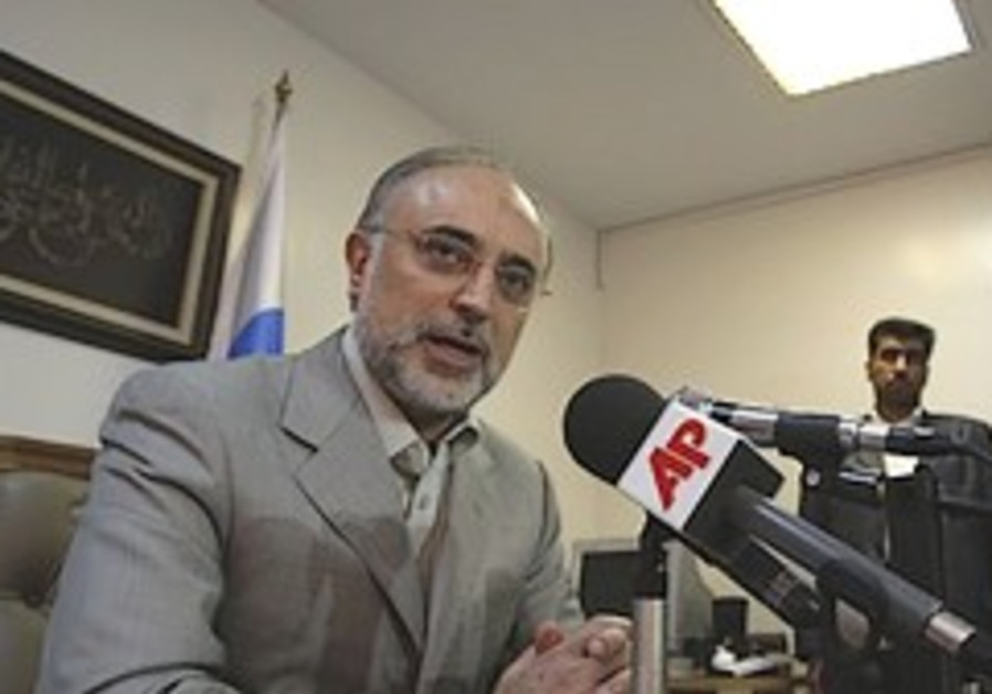 salehi talks to the press 248 88