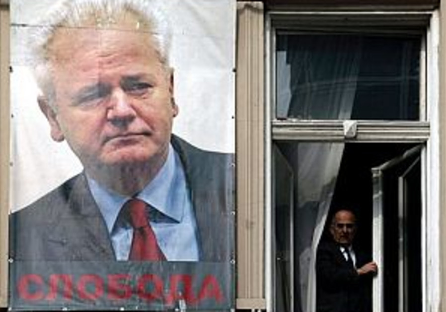 Autopsy shows Milosevic died of heart attack