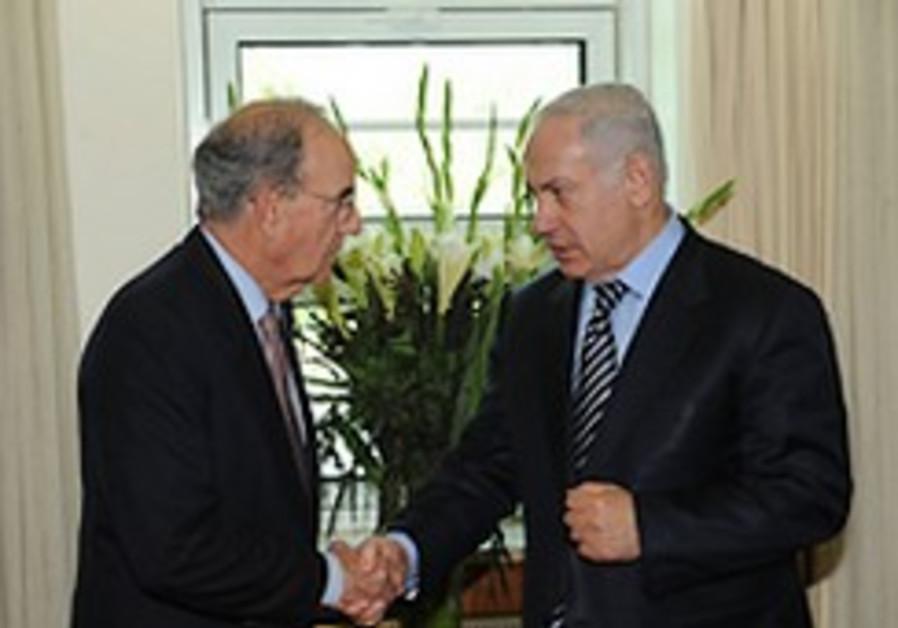 netanyahu mitchell shake hands again 248