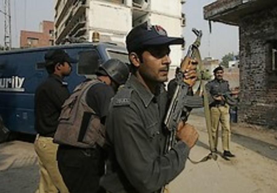 Lahore Gunman Attacks