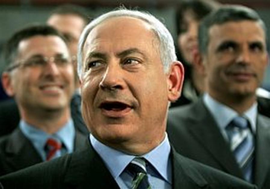 netanyahu good pic 298 ap