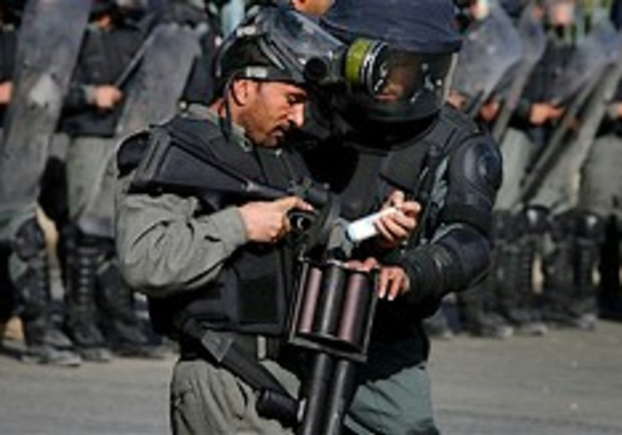 Afghan riot policeman cool 248.88