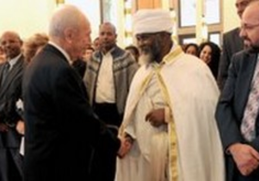 Ethiopian community celebrates Sigd at B