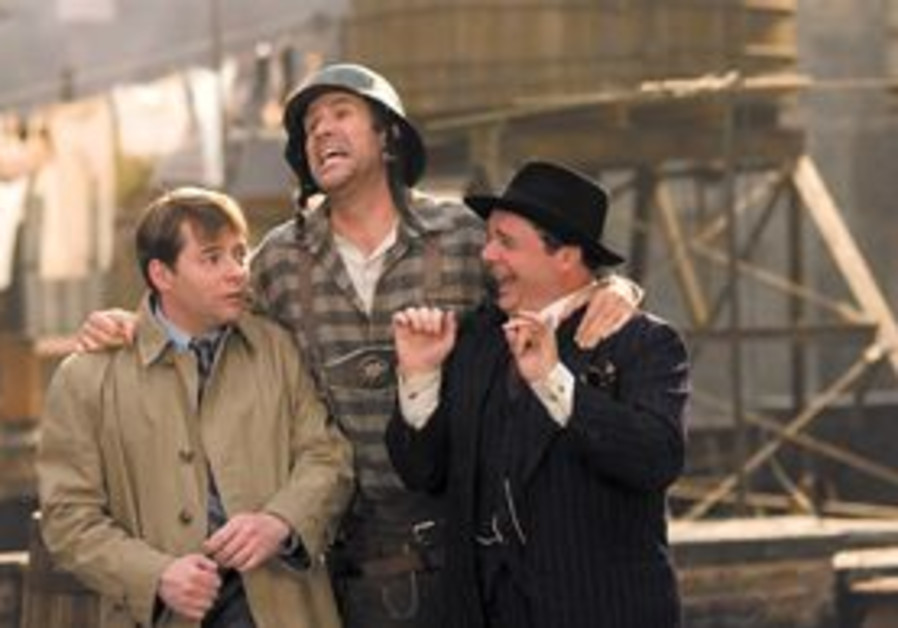 Review: The Producers (remake)