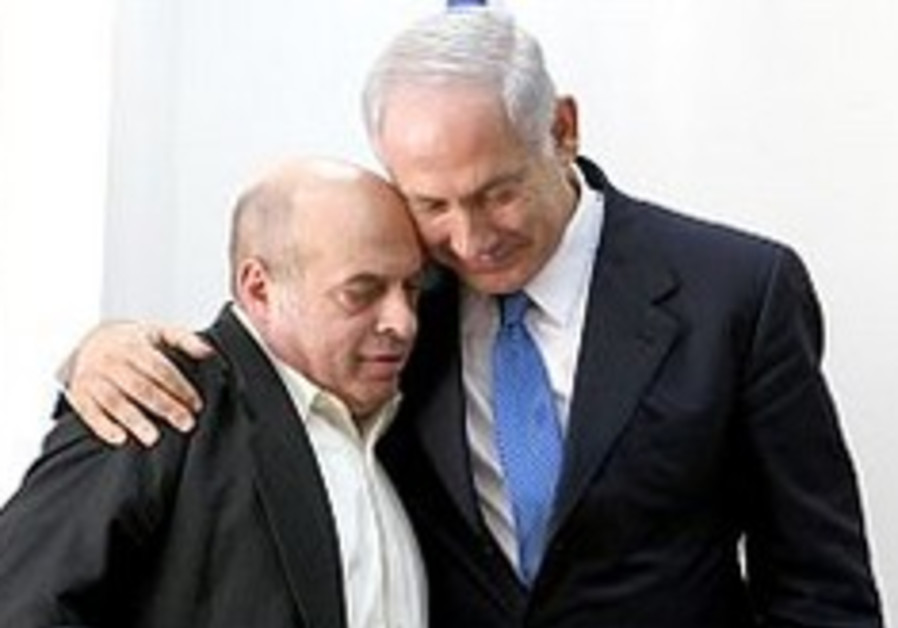 Netanyahu to ask Sharansky to be Jewish Agency chairman