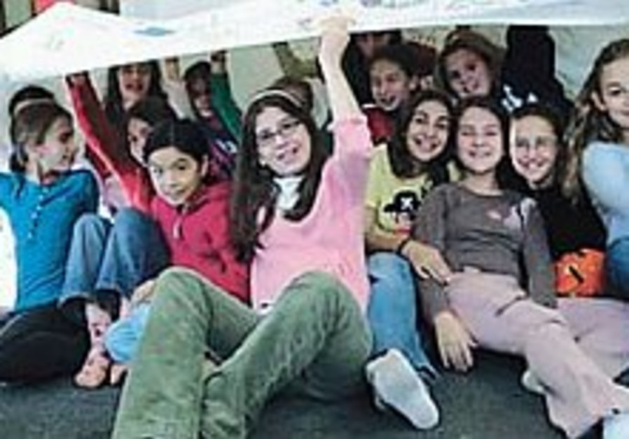 US programs help meet needs of Jewish girls