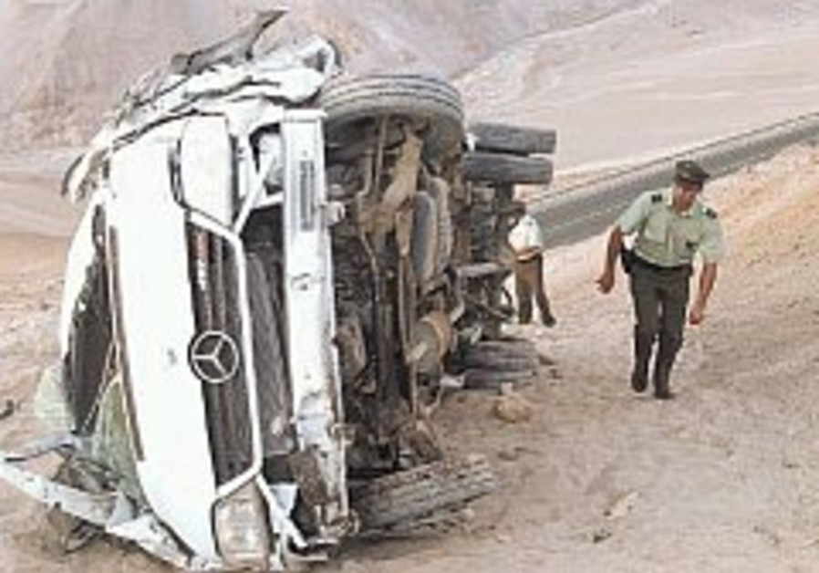 Bus in Chile crash was unregistered