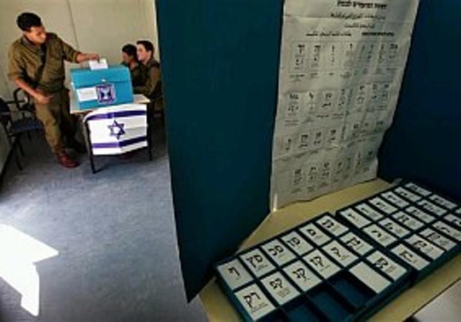 soldier voting