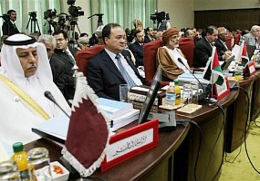 Arab world warns against unilateral moves