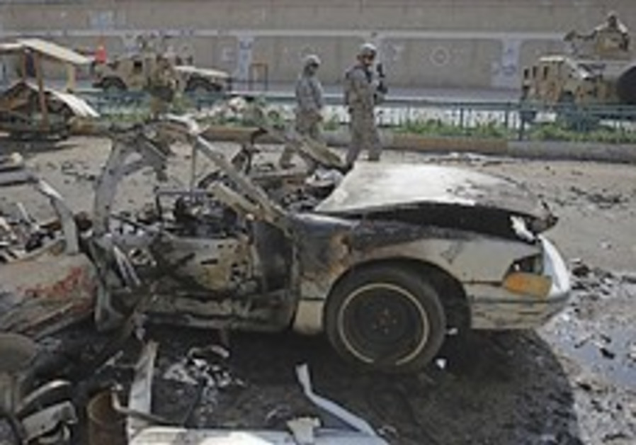 Bombs kill 21, wound 64 in Baghdad