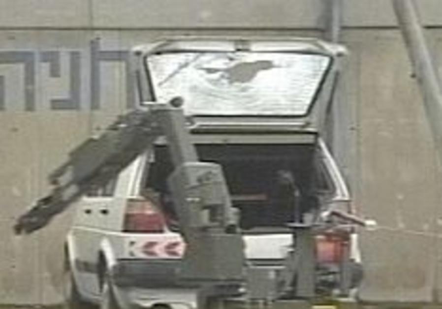 Bomb neutralized outside Tiv Taam branch in TA