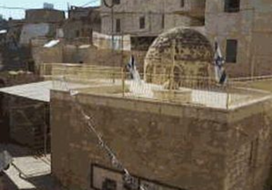 Hebron residents try to evade eviction