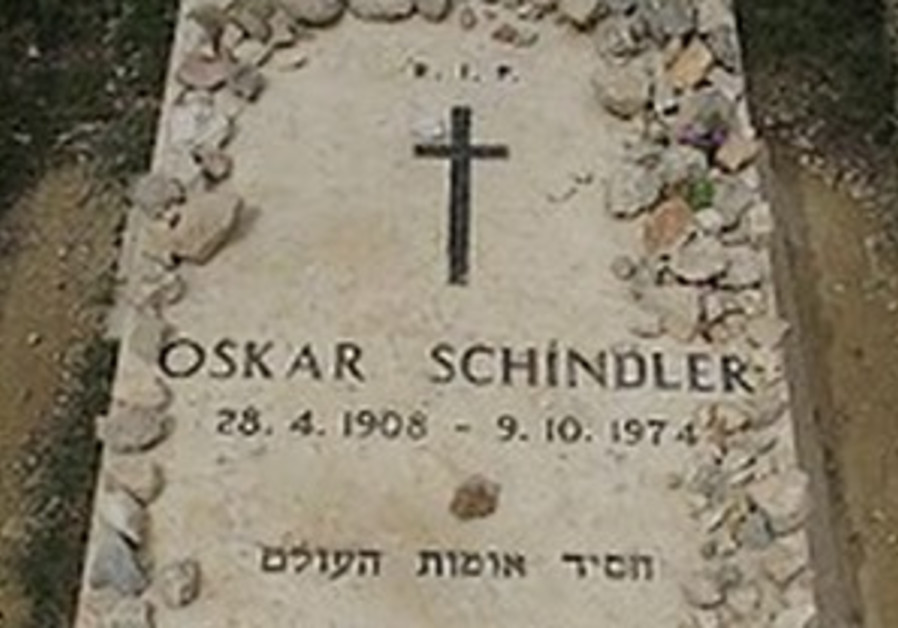 The fight for Schindler's List