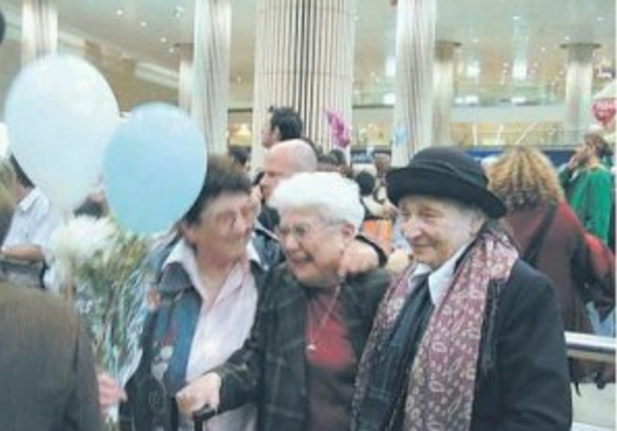 Cousins separated by Holocaust reunite