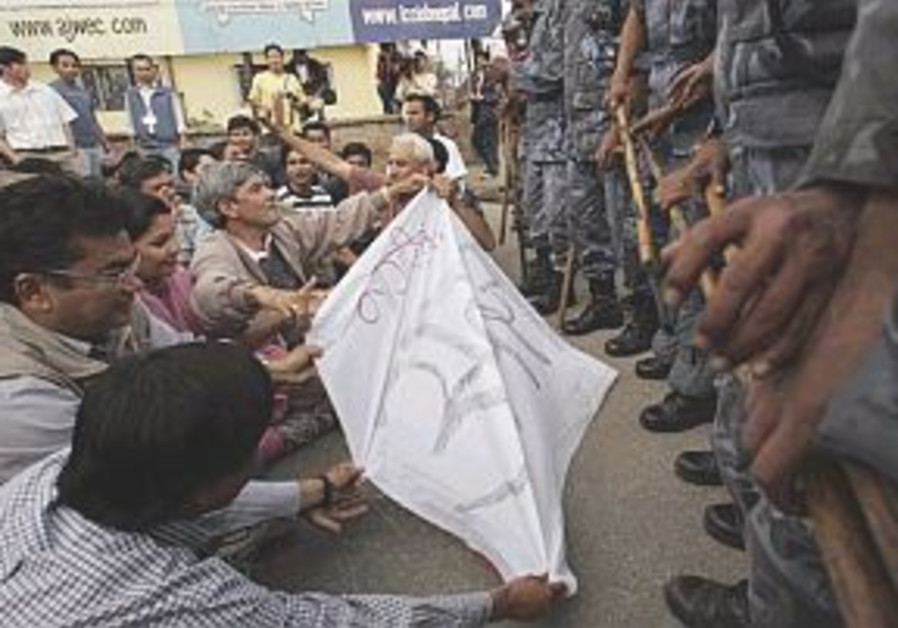 Violent protests continue in Nepal
