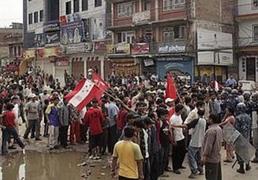 Nepal riots 298
