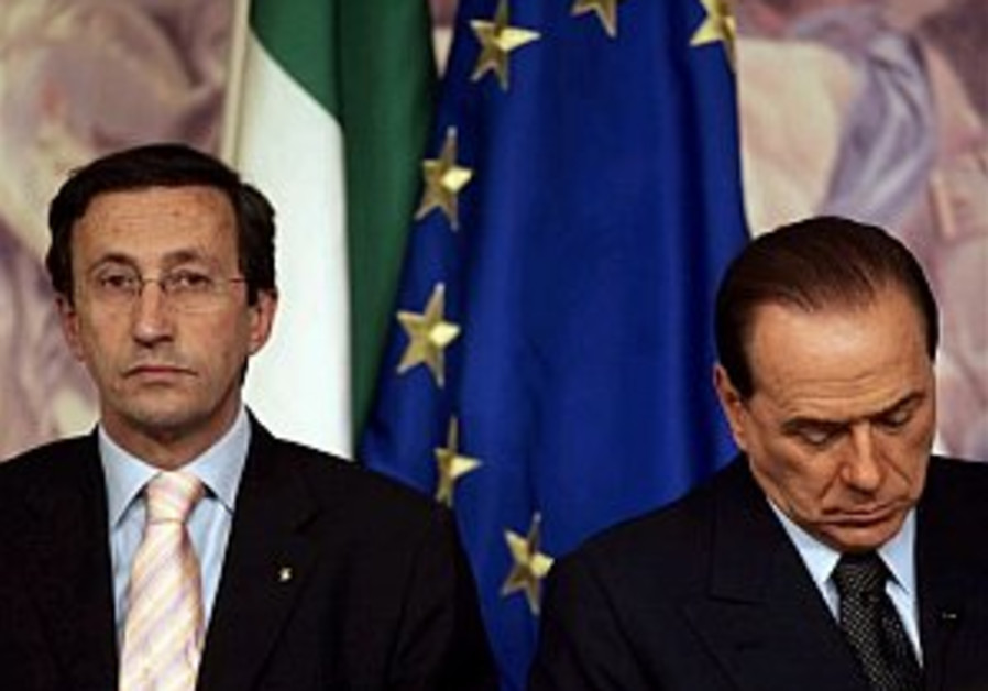 Italy's Prodi may not be Israel-friendly