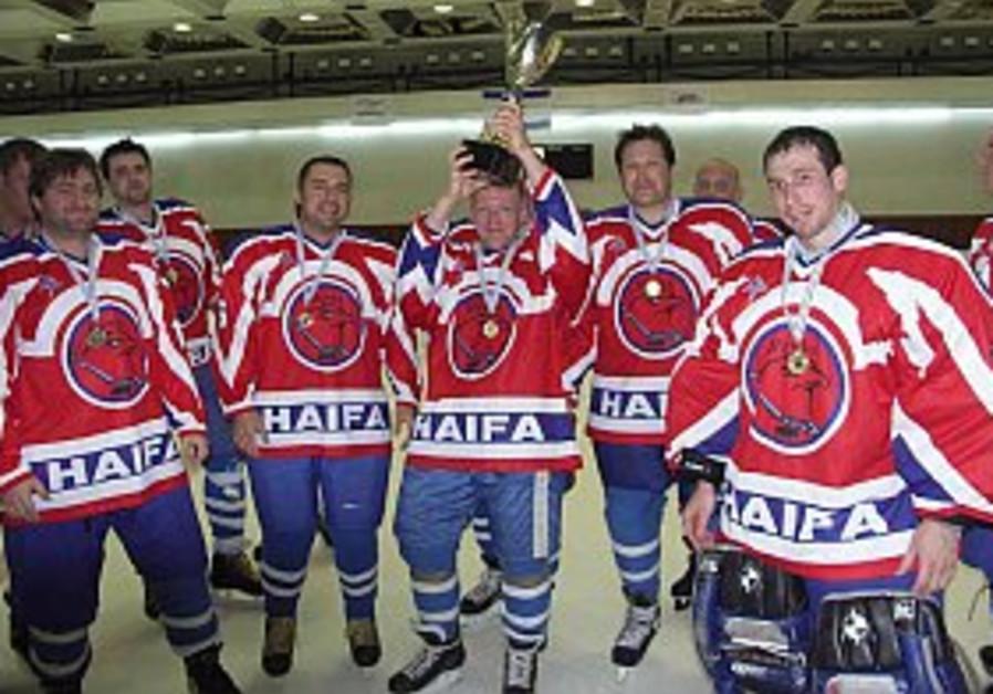 Haifa wins first national championship in 13 years