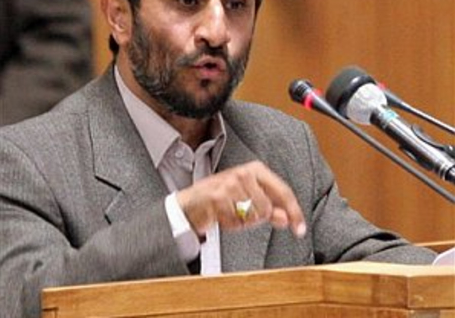 Ahmadinejad: No one can stop 'peaceful' nuclear program