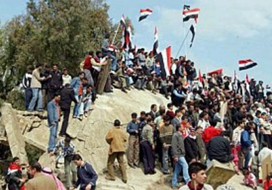 Druze Syria 298 88