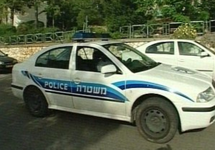 Suspected thief leaps to death in J'lem
