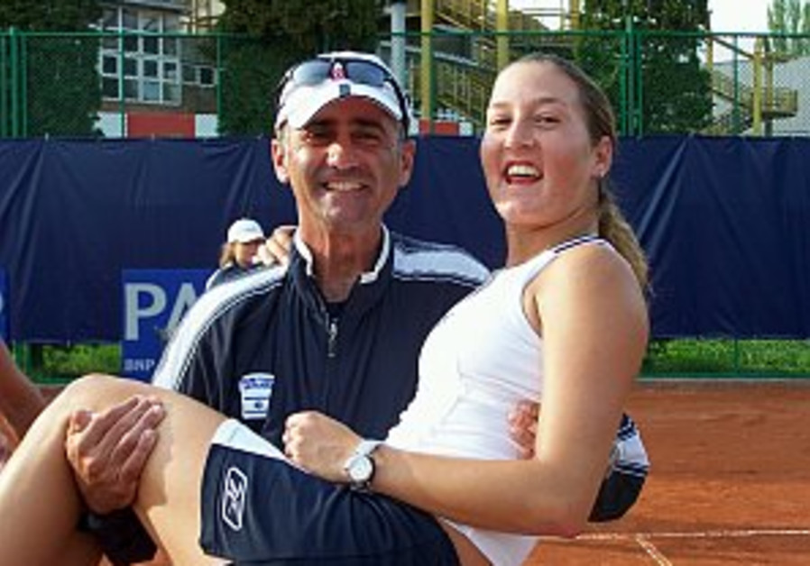 Israel advances at Fed Cup tournament
