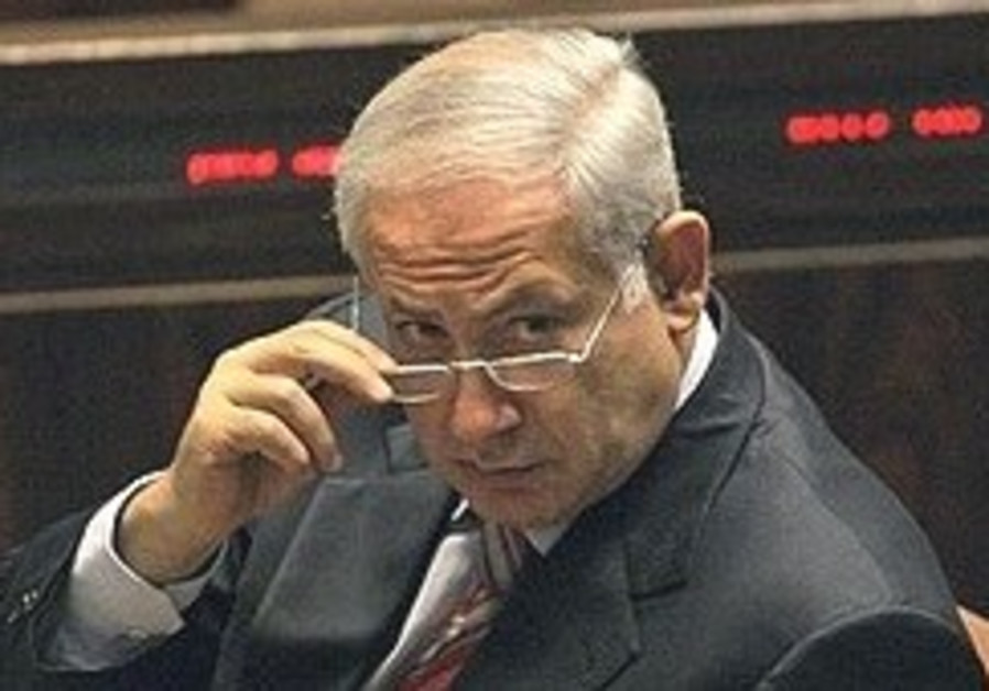 Analysis: Netanyahu bids to change 'diskette'