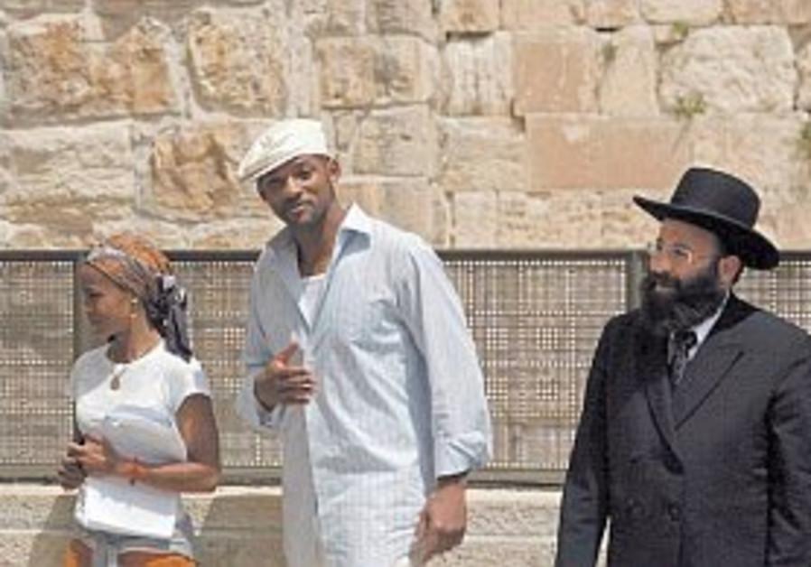 Seeing stars in Jerusalem