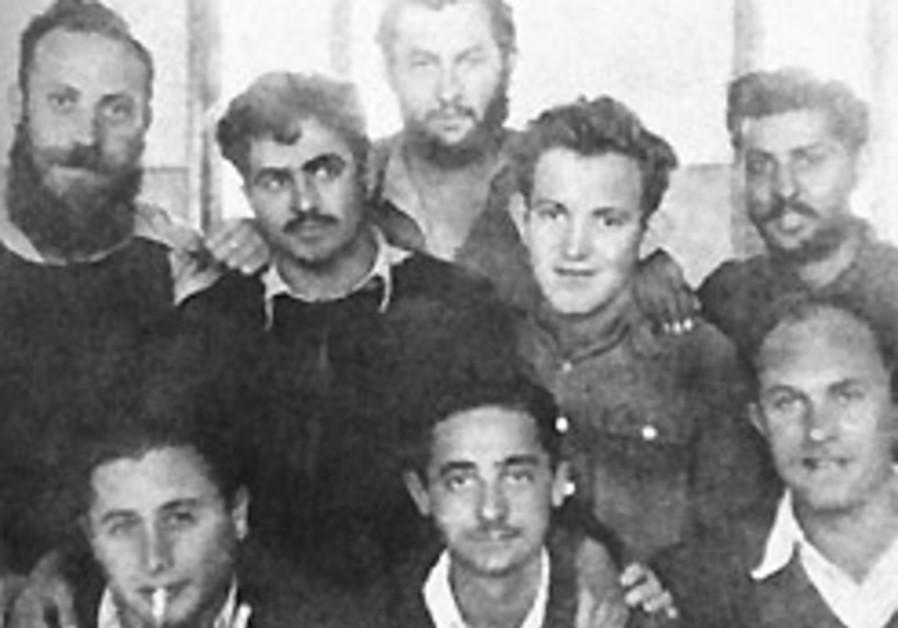 British mandate Pessah in Acre Prison