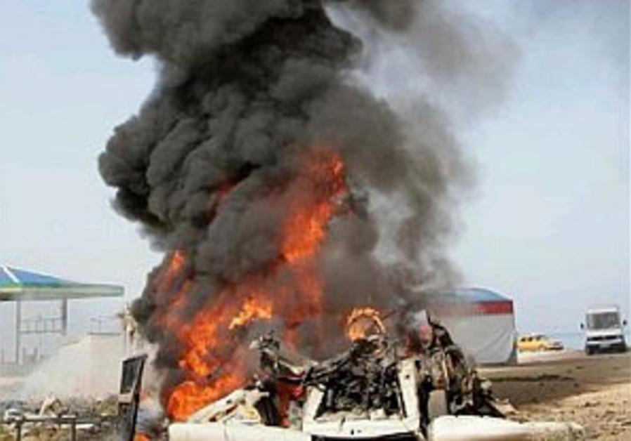 air strike gaza on Islamic Jihad, 298 ap