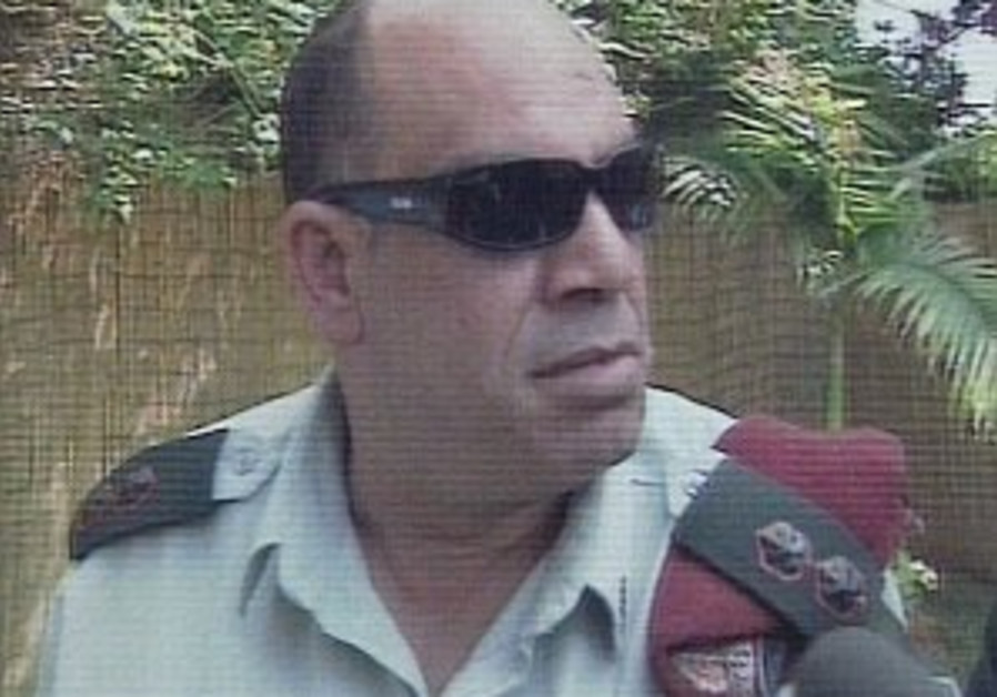 Lt.-Col. convicted of spying for Lebanon