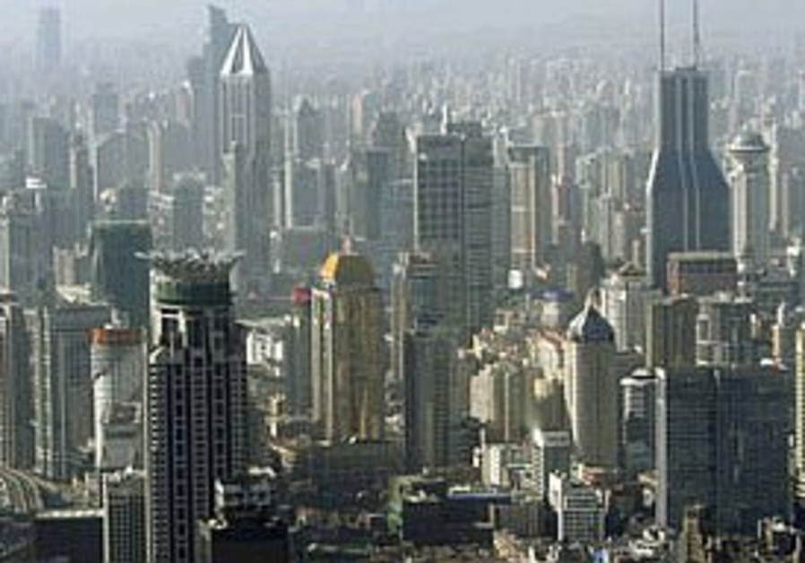 Jews want Shanghai district protected