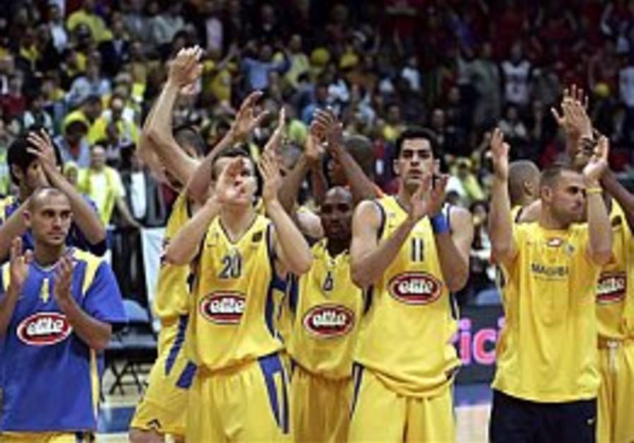 Tel Aviv to face four NBA teams in October