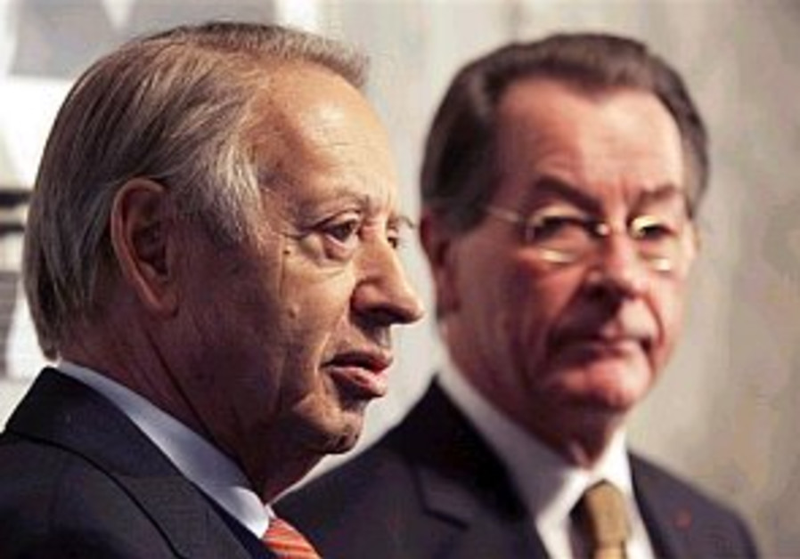 German Jewish leader Paul Spiegel dies at 68