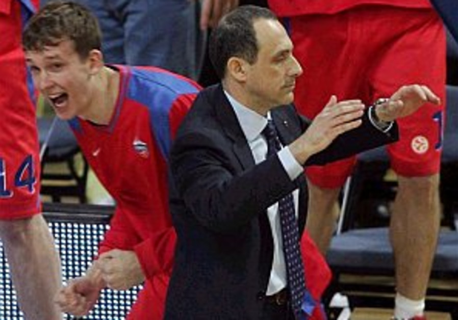 Comment: CSKA thwarts Maccabi TA three-peat