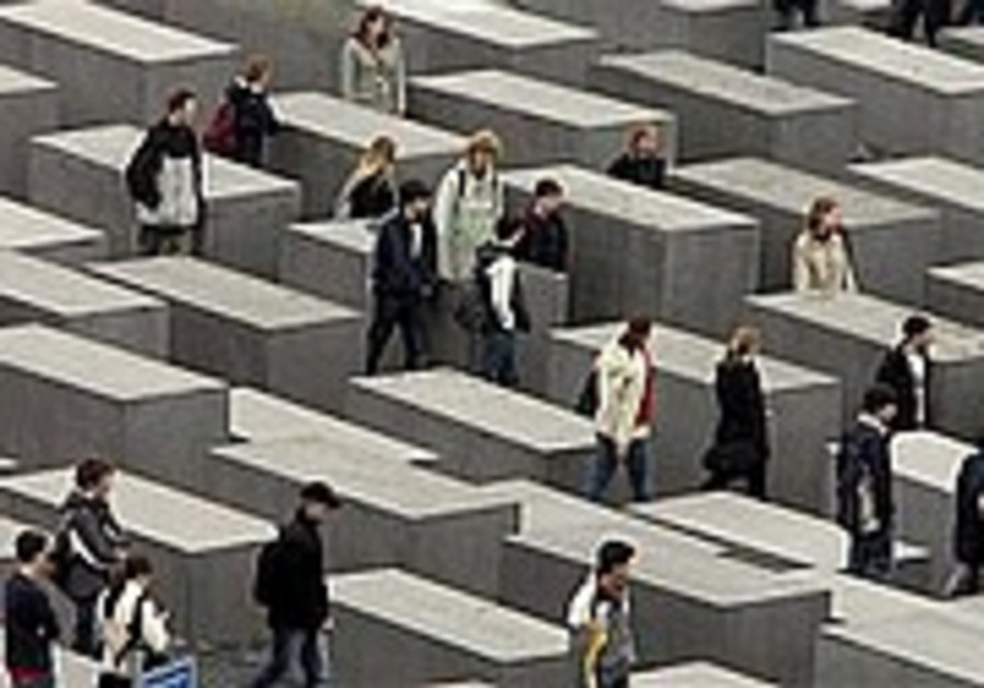 Millions visit Berlin Holocaust memorial