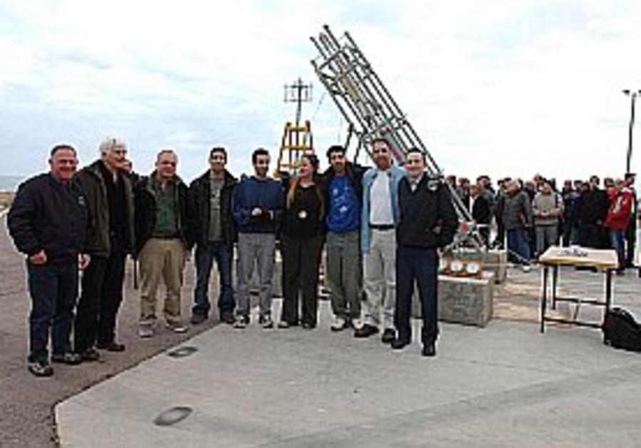 technion rocket project