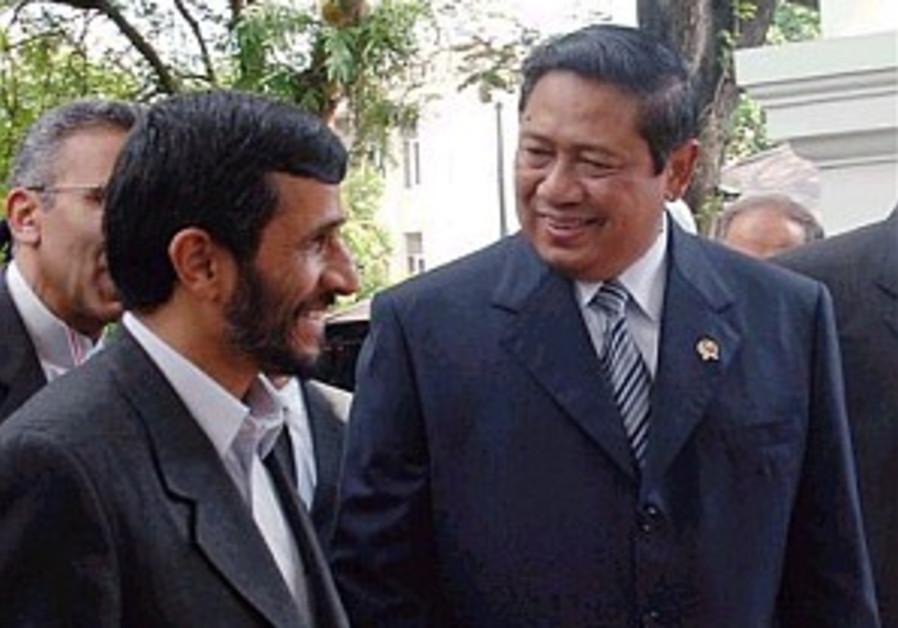 Ahmadinejad shows his frugal side