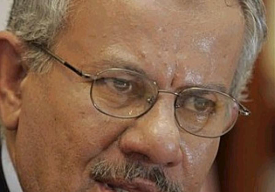 Hamas minister, anti-Zionist rabbi meet