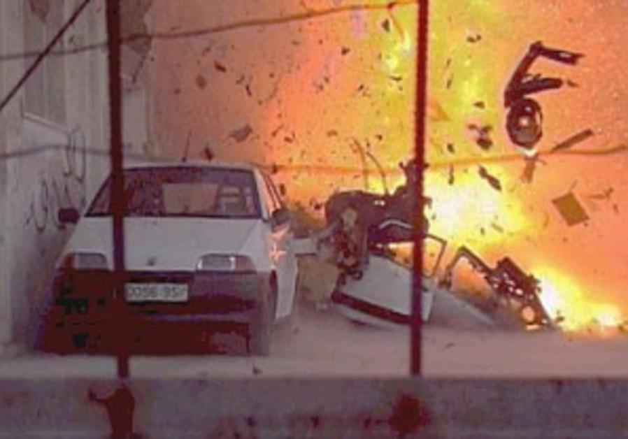 explosive belt detonated 298.88