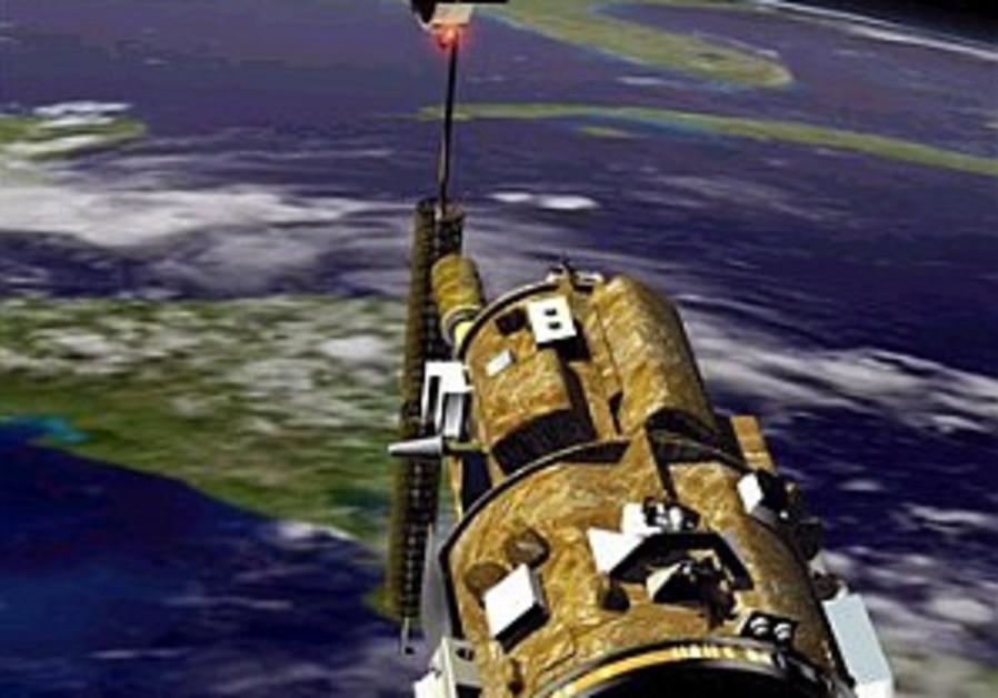 Report: Spacecraft crashed into rendezvous satellite