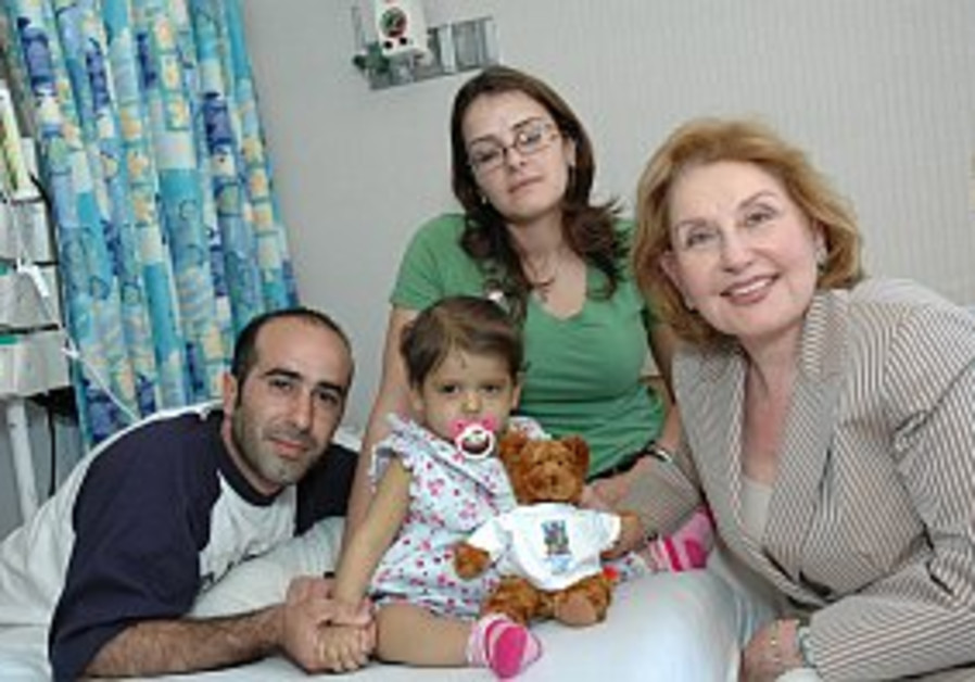 Baby survives 6-organ transplant