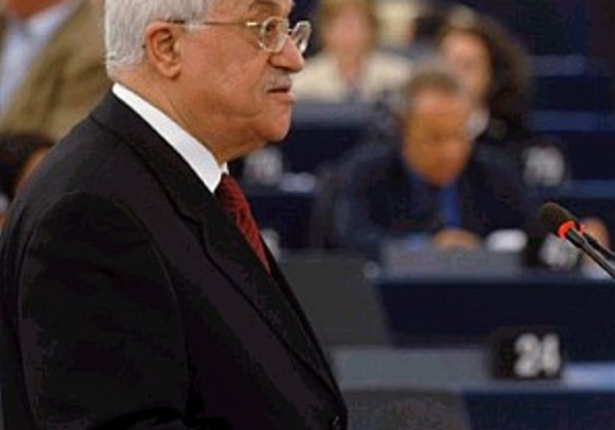 abbas at EU parl 298 ap