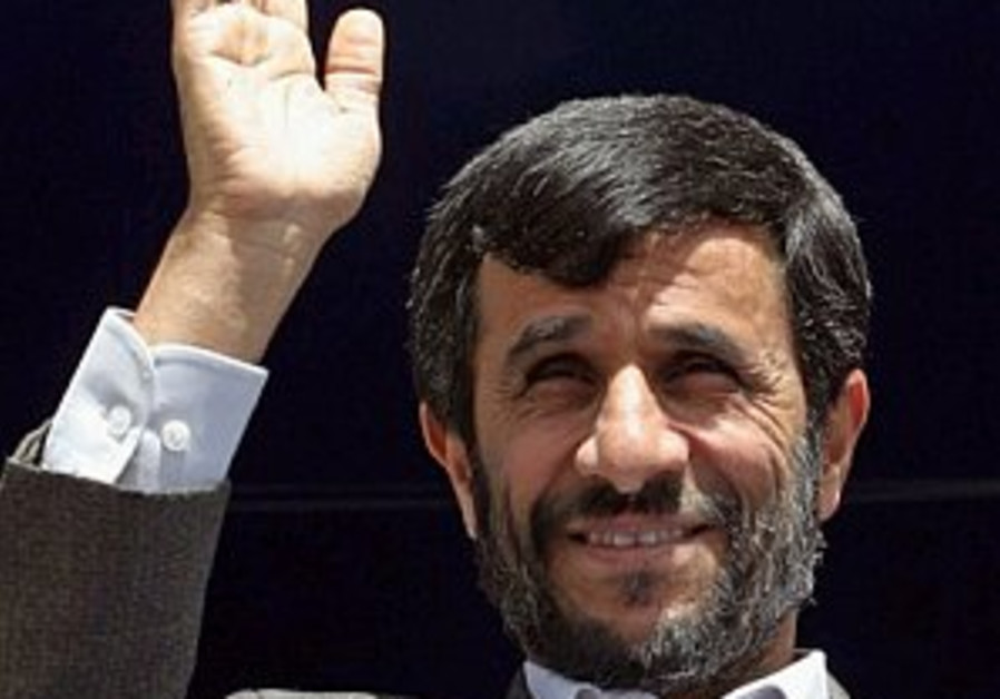 Ahmadinejad: Hizbullah victory is 'God's promise'