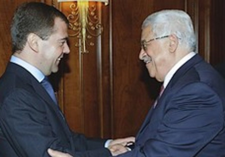 Abbas urges Quartet to put pressure on Israel