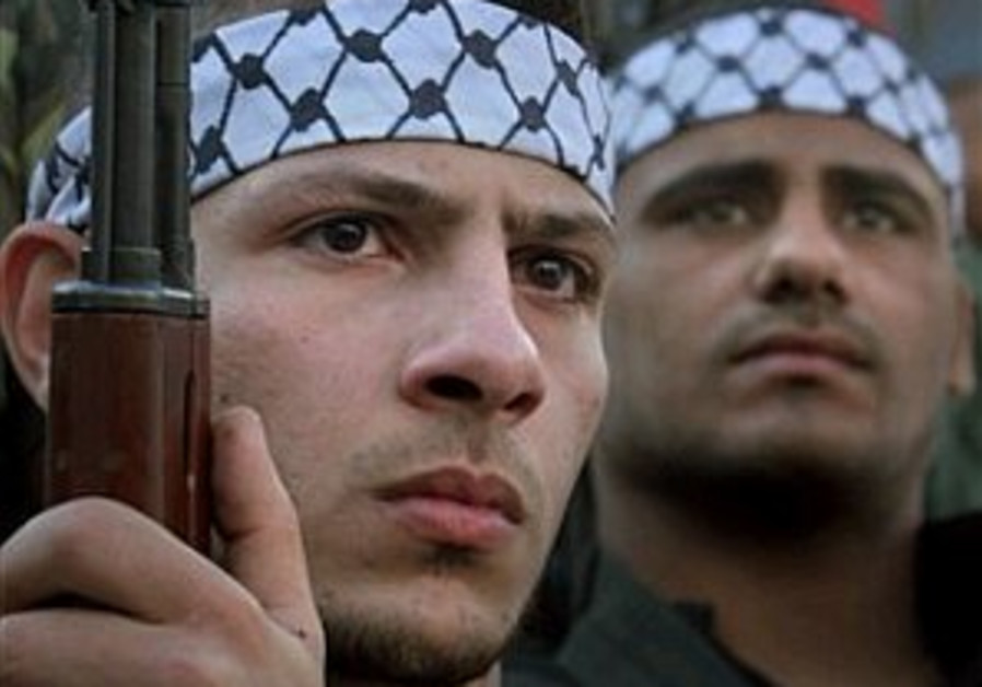 Egypt-trained Fatah forces cross into Gaza