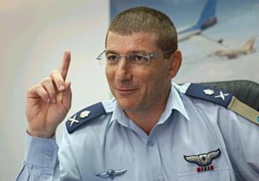 eliezer Shkedy, air force aj 298