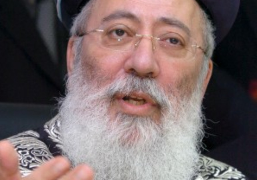 Rabbinate reaches deal on conversions