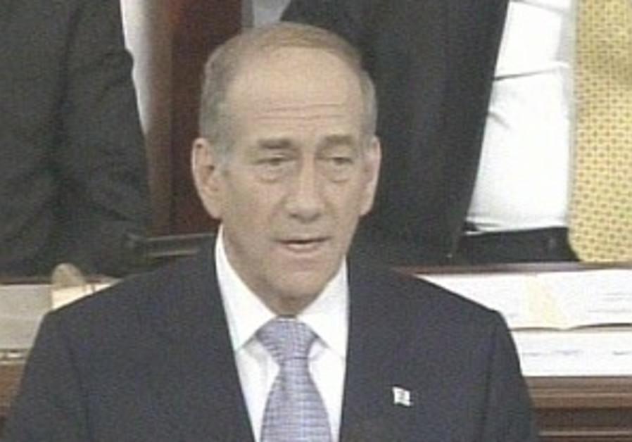 US newspapers slam Olmert's plan